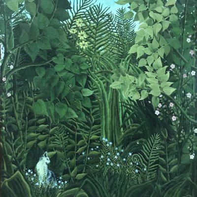 Henri Rousseau study